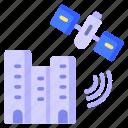 antenna, network, satellite, signal