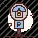 parking, device, urban, tech