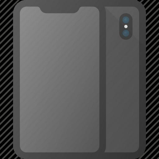 iphone, iphone x, phone, smart device, smartphone, x icon