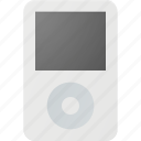ipod, media, mp3, mp4, music, player icon