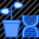 farm, farmer, garden, genetic, modification, selection, smart icon