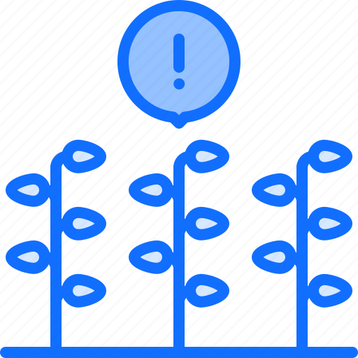 error, farm, farmer, garden, problem, smart, warning icon