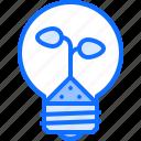 bulb, farm, farmer, garden, idea, light, smart