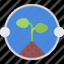 cycle, farm, farmer, garden, smart icon