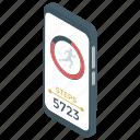 mobile app, running app, smart app, smart gadget, sports app, stopwatch in mobile