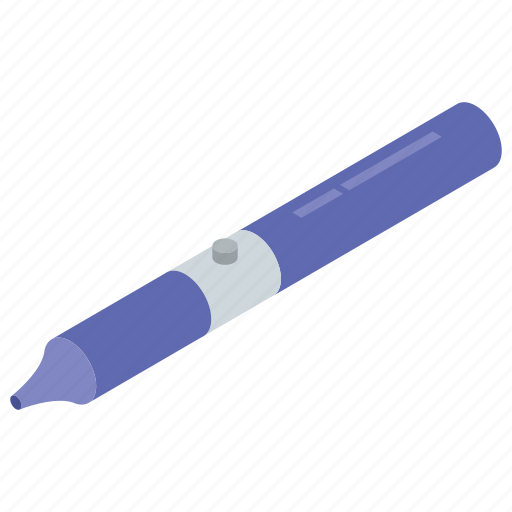 ballpoint, pen, pointer, smartpen, writing icon