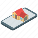 home automation, home technology, iot, smart home, smart home solutions icon