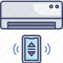 ac, appliance, conditioner, home, remote, wireless
