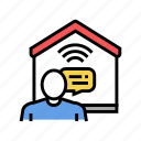 communication, smart, home, equipment, security, air