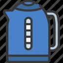 kettle, domotics, automation, appliance, kitchen