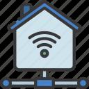smart, home, network, domotics, automation