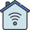smart, home, domotics, automation, house