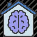 smart, home, domotics, automation, house, brain