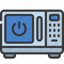 smart, microwave, domotics, automation, appliance