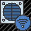 smart, vent, domotics, automation, ventilation