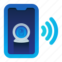 control, phone, smartphone, cctv, smart