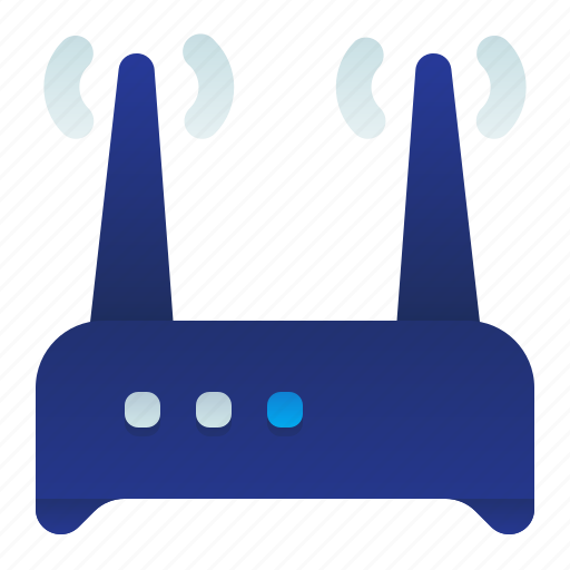 modem, router, wifi, wireless icon