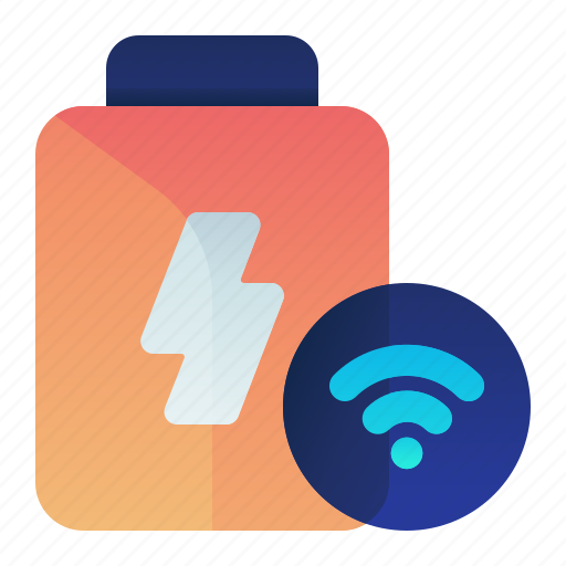 Battery, charge, smart, wireless icon - Download on Iconfinder