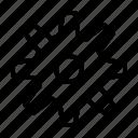 cog, gear, machine, setting icon