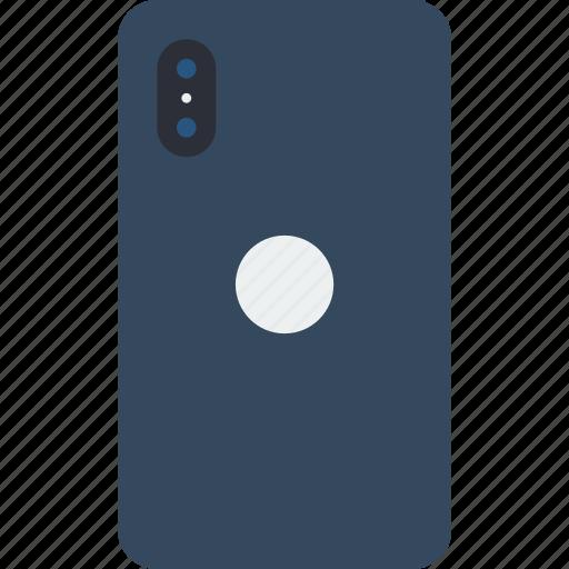 apple, back, device, phones, smart, smart phone icon