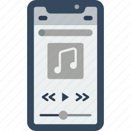 apple, device, iphone, music, phones, smart, smart phone icon