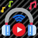 audio, media, music, player, sound