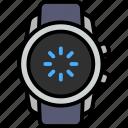 loading, speed, process, status, wait, load, smart watch