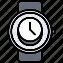 clock, interface, smart, time, ui, watch