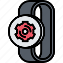 gear, interface, optimization, settings, smart, ui, watch