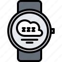 interface, sleep, smart, tracker, ui, watch