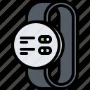 interface, settings, smart, toggle, ui, watch