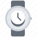 clock, interface, smart, time, ui, watch icon