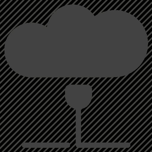 cloud, home, smart, smarthome, technologies icon