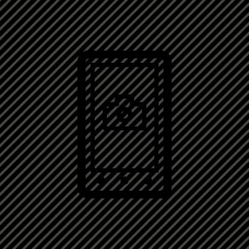 camera, mobile, phone, photo, smart, smartphone, technology icon