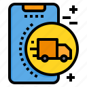 logistic, mobile, phone, smartphone, technology