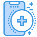 add, mobile, phone, smartphone, technology icon