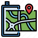 gps, location, maps, navigator, tracking