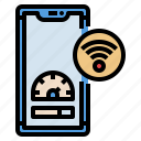 connect, connection, signal, smartphone, wifi