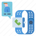 connect, gadget, smartphone, smartwatch