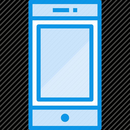 communication, device, phone, smartphone, technology icon