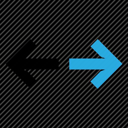 arrow, deploy, gestures, maximize, size icon