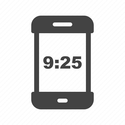 display, lock, mobile, phone, screen, smartphone, wallpaper icon