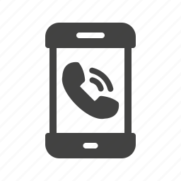 call, communication, contact, mobile, phone, smartphone, speaker icon
