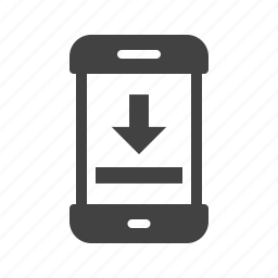 connection, data, download, guardar, internet, mobile, save, storage icon
