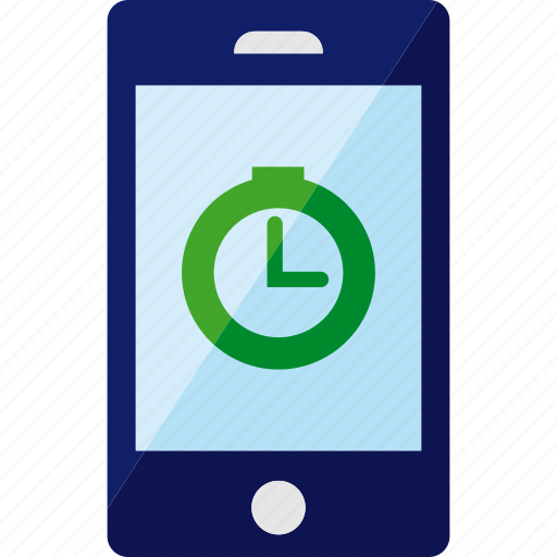 alarm, clock, hour, phone, smartphone, time icon