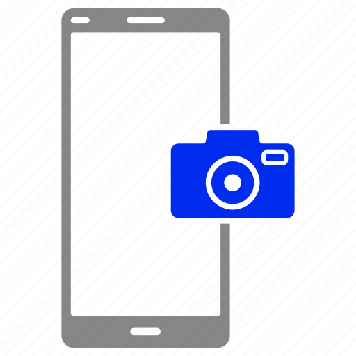 camera, mobile, phone icon