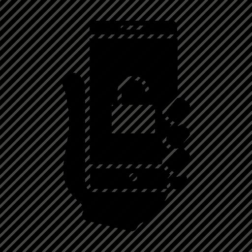 mobile, smartphone, unlock, unlocked, usability, user icon
