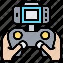 game, joypad, joystick, mobile, smartphone icon