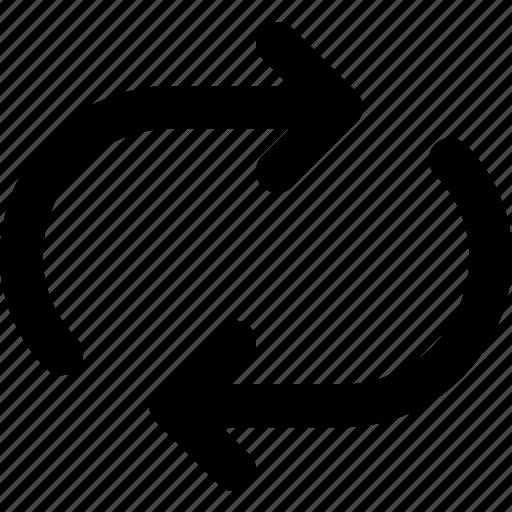 Arrow, direction, orientation, syncronize icon - Download on Iconfinder