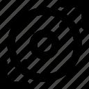 orientation, nucleum, direction, expand, arrow